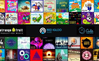 #LOTW — Red Igloo Music
