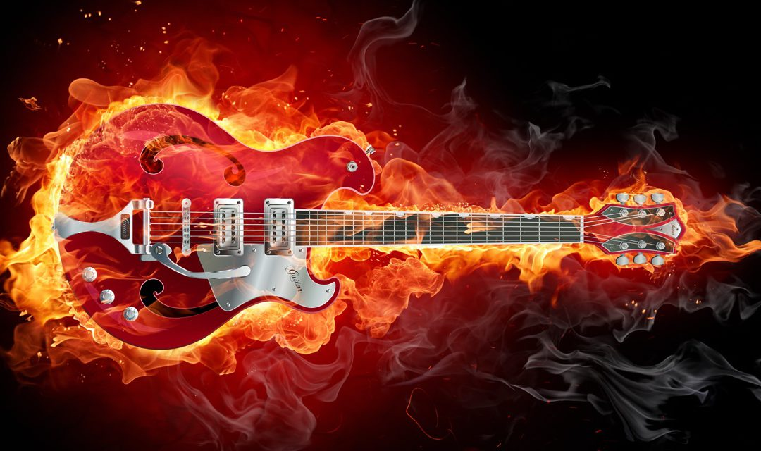Epic Rock – Michael Raphael